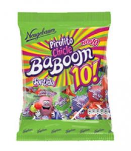 Pirulito Baboom 50 un